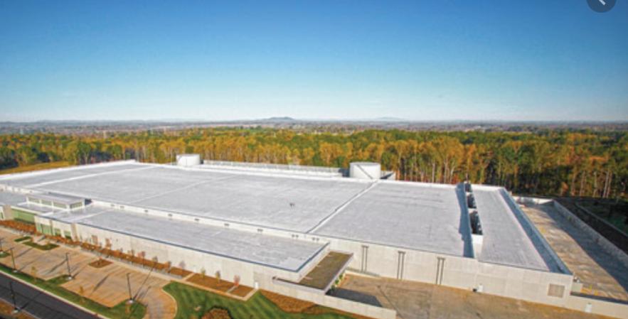 Apple Data Center (Maiden NC)
